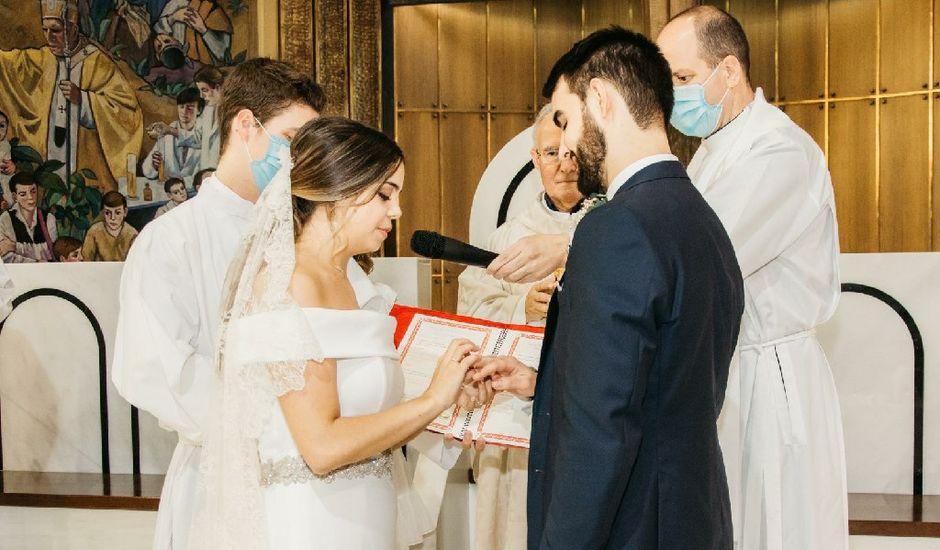 La boda de Paula y Isaac en Zaragoza, Zaragoza