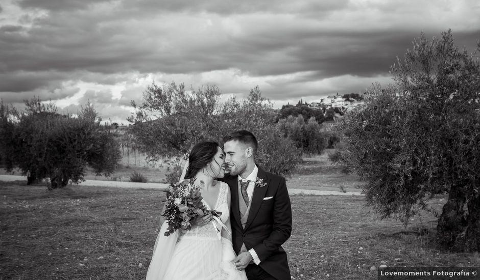 La boda de Isaac y Natalia en Chinchon, Madrid