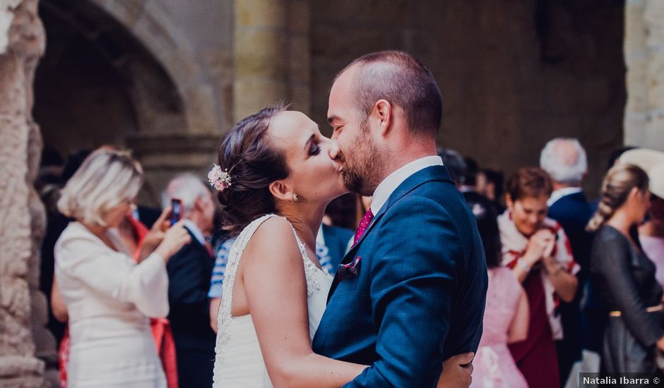La boda de Guille y Sara en Corcoles, Guadalajara