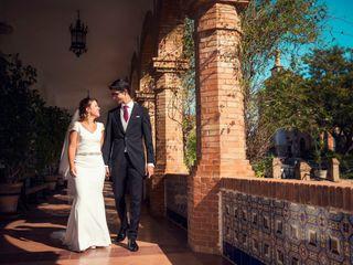 La boda de Marina y Javier