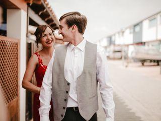 La boda de Gloria y David 2