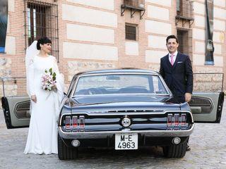 La boda de Nacho y Marta