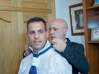 La boda de Cristina y Juan Carlos 3