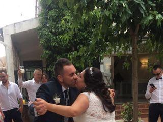 La boda de Maria y Raúl  2