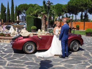 La boda de Silvia y Sergio