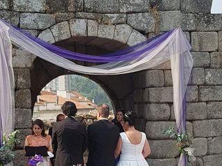 La boda de Chaveli  y Julio  2