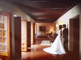 La boda de Paula y Terin