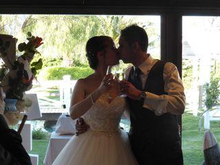 La boda de Esther y Isaac 2