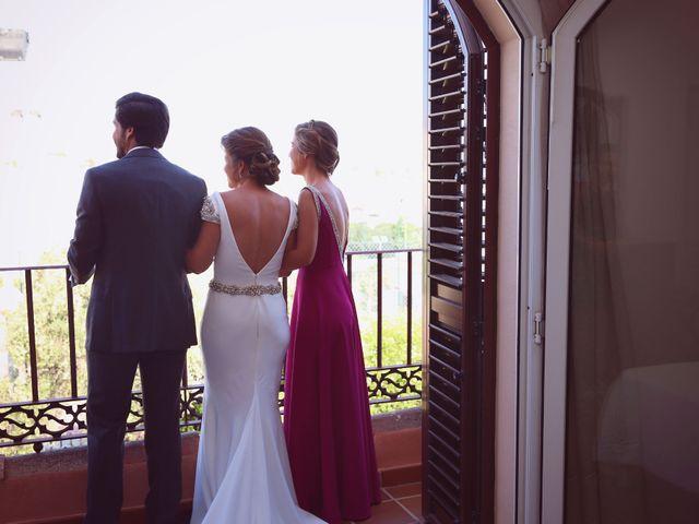 La boda de Javier y Marina en Málaga, Málaga 33