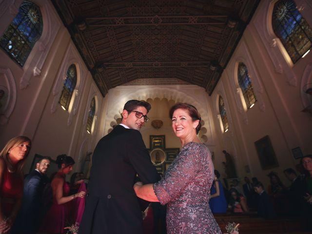 La boda de Javier y Marina en Málaga, Málaga 35