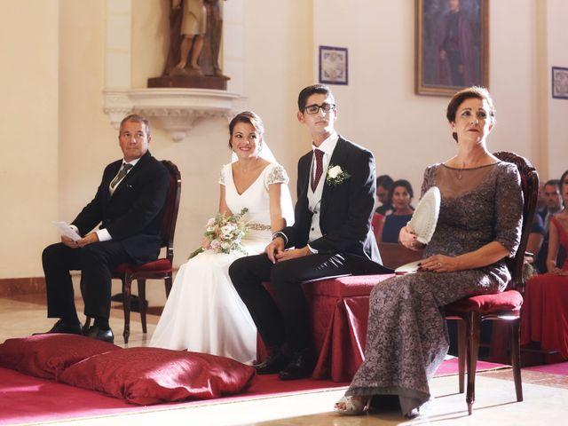 La boda de Javier y Marina en Málaga, Málaga 40