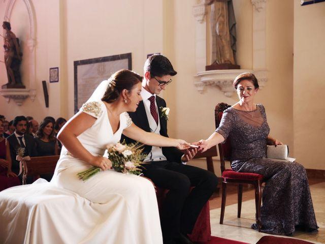 La boda de Javier y Marina en Málaga, Málaga 43