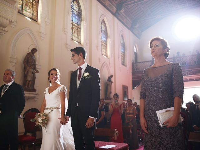 La boda de Javier y Marina en Málaga, Málaga 44