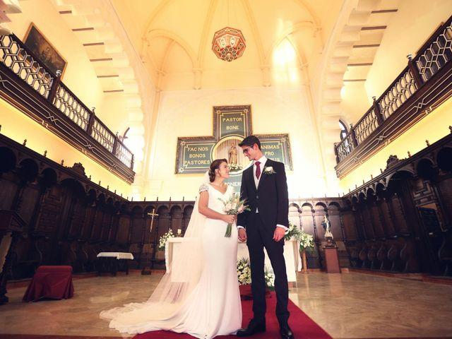 La boda de Javier y Marina en Málaga, Málaga 49