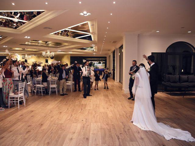 La boda de Javier y Marina en Málaga, Málaga 61