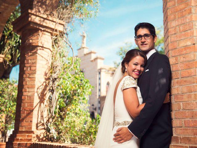 La boda de Javier y Marina en Málaga, Málaga 75