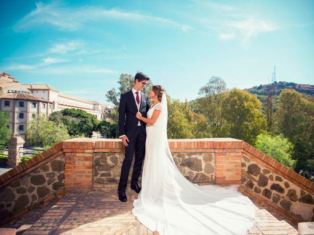La boda de Javier y Marina en Málaga, Málaga 77