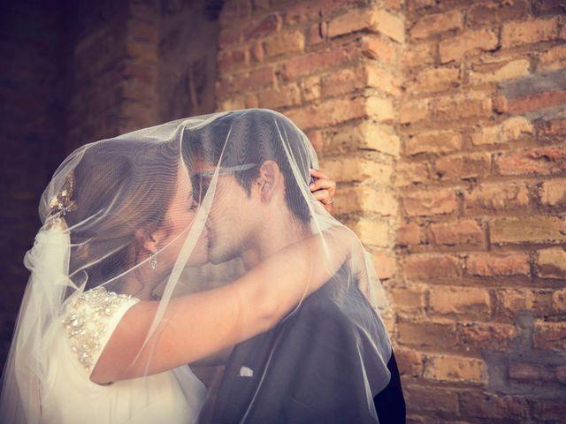 La boda de Javier y Marina en Málaga, Málaga 80