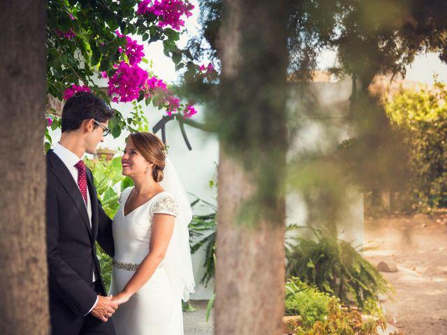 La boda de Javier y Marina en Málaga, Málaga 81