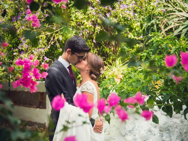 La boda de Javier y Marina en Málaga, Málaga 87