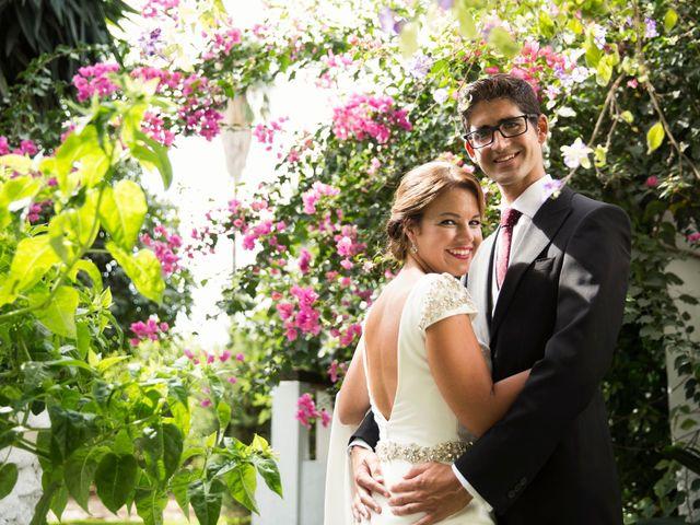 La boda de Javier y Marina en Málaga, Málaga 89