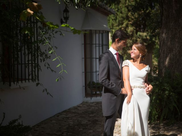 La boda de Javier y Marina en Málaga, Málaga 94