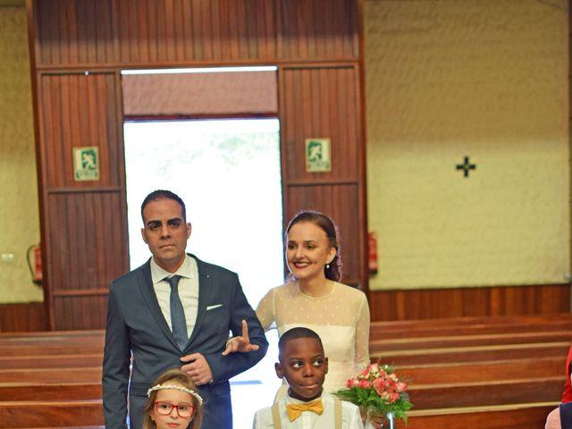 La boda de Fran y Hildamar en Tegueste, Santa Cruz de Tenerife 5