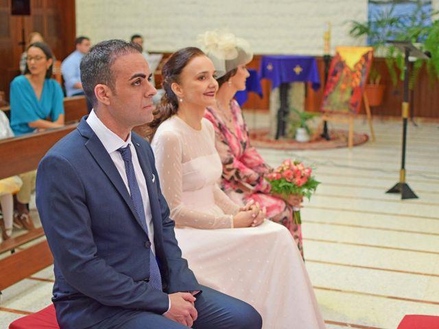 La boda de Fran y Hildamar en Tegueste, Santa Cruz de Tenerife 7