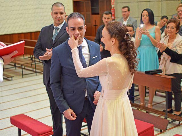 La boda de Fran y Hildamar en Tegueste, Santa Cruz de Tenerife 11