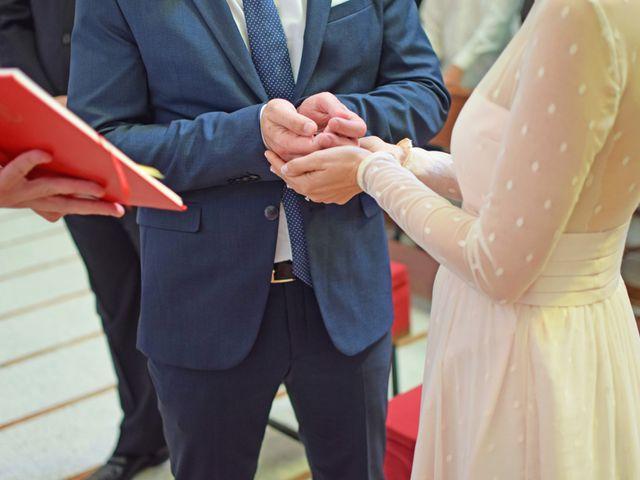 La boda de Fran y Hildamar en Tegueste, Santa Cruz de Tenerife 14