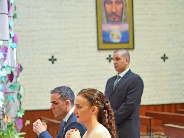 La boda de Fran y Hildamar en Tegueste, Santa Cruz de Tenerife 15