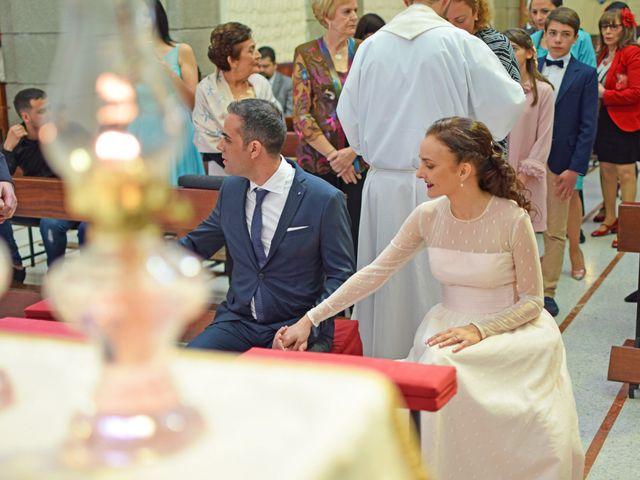 La boda de Fran y Hildamar en Tegueste, Santa Cruz de Tenerife 16