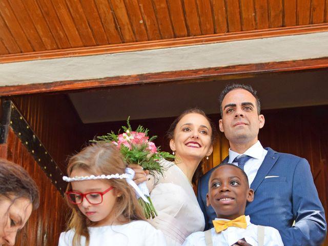 La boda de Fran y Hildamar en Tegueste, Santa Cruz de Tenerife 17