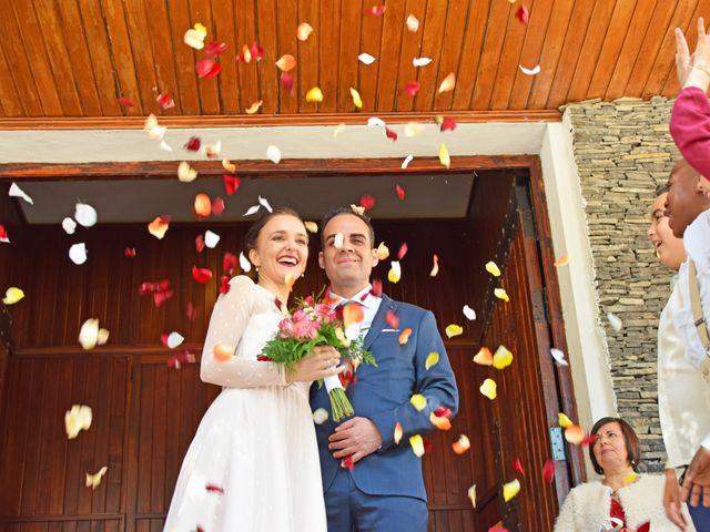 La boda de Hildamar y Fran