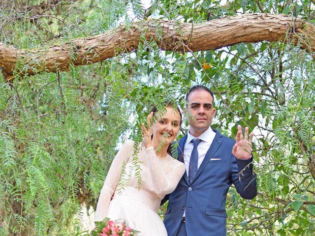 La boda de Fran y Hildamar en Tegueste, Santa Cruz de Tenerife 19