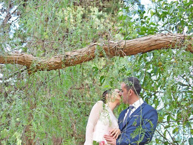 La boda de Fran y Hildamar en Tegueste, Santa Cruz de Tenerife 20
