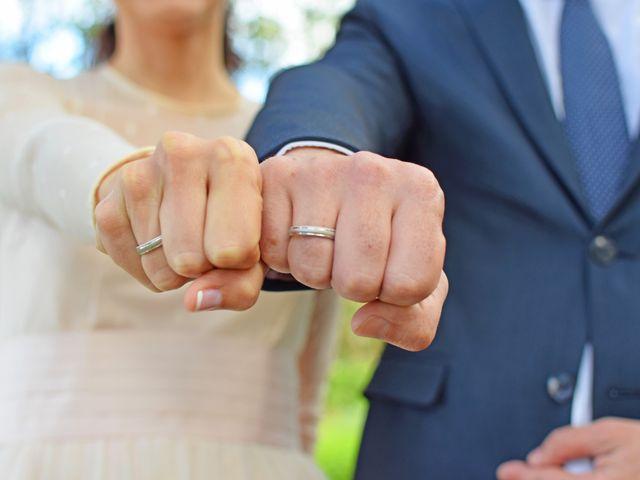 La boda de Fran y Hildamar en Tegueste, Santa Cruz de Tenerife 22