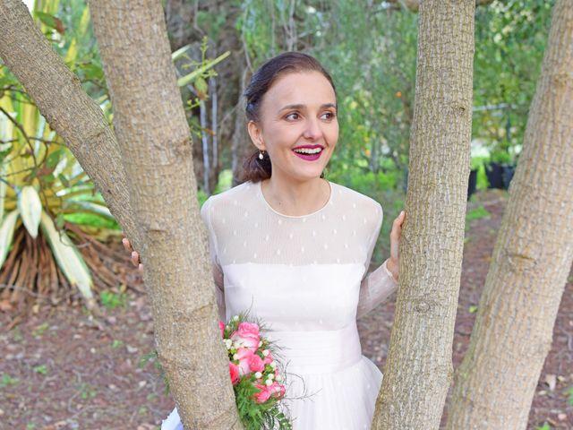 La boda de Fran y Hildamar en Tegueste, Santa Cruz de Tenerife 24