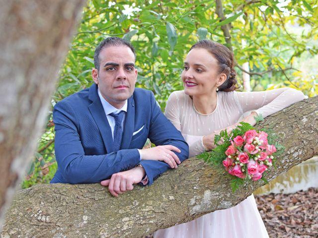 La boda de Fran y Hildamar en Tegueste, Santa Cruz de Tenerife 27