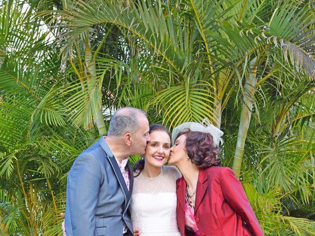 La boda de Fran y Hildamar en Tegueste, Santa Cruz de Tenerife 31