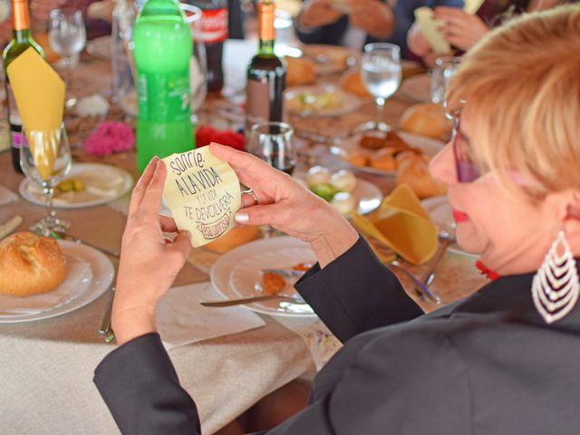 La boda de Fran y Hildamar en Tegueste, Santa Cruz de Tenerife 37