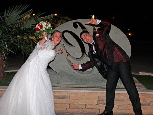 La boda de Gina y Adri