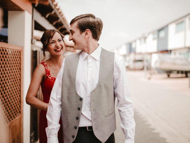 La boda de David y Gloria en Castelló/castellón De La Plana, Castellón 4