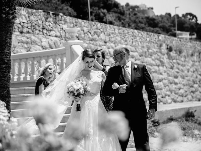La boda de David y Gloria en Castelló/castellón De La Plana, Castellón 15