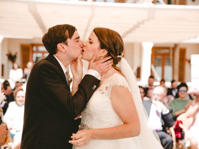 La boda de David y Gloria en Castelló/castellón De La Plana, Castellón 20