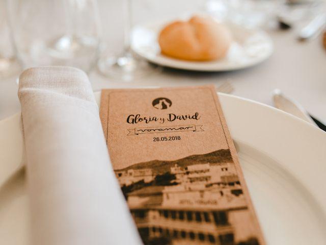 La boda de David y Gloria en Castelló/castellón De La Plana, Castellón 21