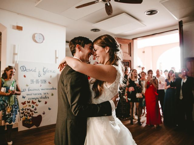 La boda de David y Gloria en Castelló/castellón De La Plana, Castellón 37