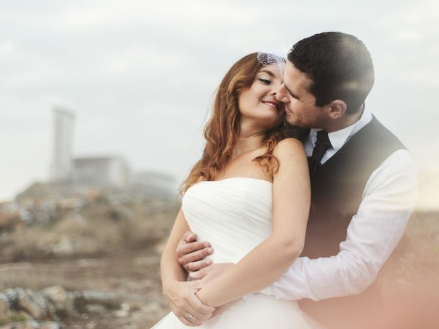La boda de Yoli y Ángel