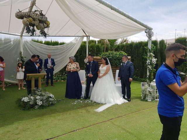 La boda de Raúl  y Maria en Villarrobledo, Albacete 9