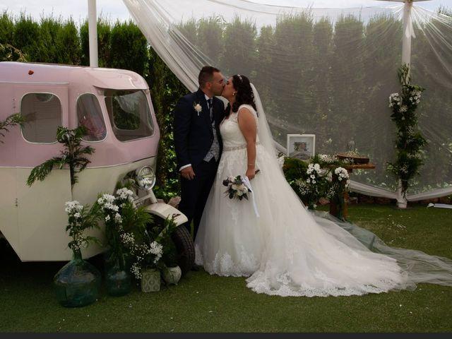 La boda de Raúl  y Maria en Villarrobledo, Albacete 2
